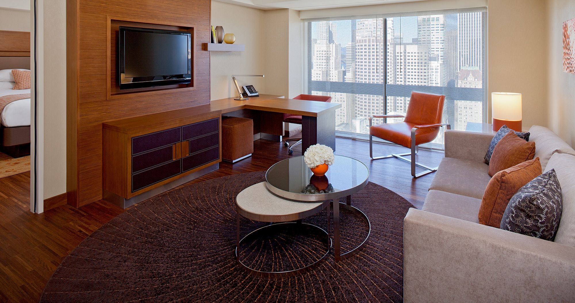 Indidesign grand hyatt san francisco guestrooms suites for Room decor union city