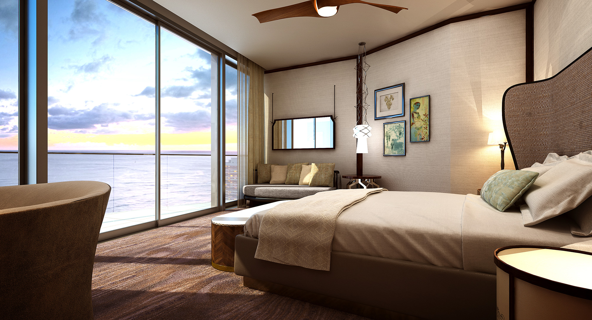 Indidesign luxury hotel for Luxury hotel project